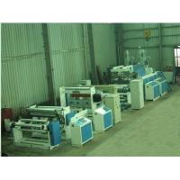 China High speed CPP Transparent cast film extrusion production line on sale