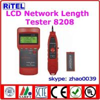 China All-in-1 Telephone Cable/Network Cable/Coaxial cable tester and locator 8208 on sale