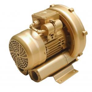 China 400W Dental Suction Single Stage / Single Phase Vacuum Pump High Vacuum Ring Blower wholesale