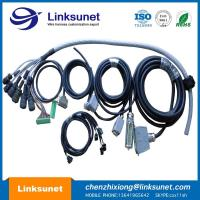 China Customized Industrial Wire Harness Assembly Large Current Rectangular Power Connector wholesale