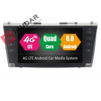 China Dual Zone Function Toyota Camry Car Stereo , Android Navigation Head Unit With A2DP on sale