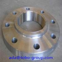 China Stainless Steel F304L F316 F316L Forged Steel Flanges 1/2 - 60 Inch 150# - 2500# wholesale
