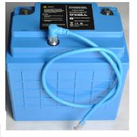 China Non-toxic Lithium Car Battery 12.8V 45AH Deep Circle Energy Storage System wholesale