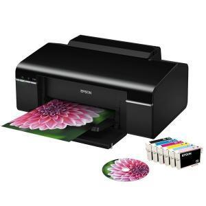 Quality Printer Machine A4 Sublimation Inkjet Printer Epson T50 for Tray / Tshirt / PVC for sale