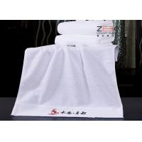 Easy Wash Hotel Bath Towels Ultra Soft Disposable For Commercial