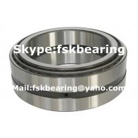 China Gcr15 Material L357049/10CD Tapered Roller Bearings Double Row For Truck on sale