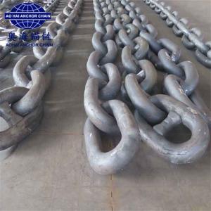 China qingdao aohai anchor chain China China largestMarine Anchor Chain factory wholesale