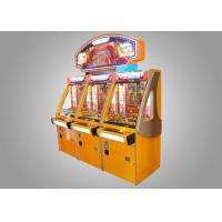 China Attractive Coin Pusher Slot Machine With Multi Mini Games , Prize Pusher Machine wholesale