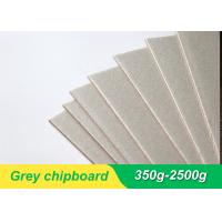China Rigid board grey board with two side grey 1mm 1.5mm 2mm 2.5mm for book cover wholesale