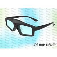 China Light weighted 3D Olympic Shutter 3D TV Glasses for 2012 3D TVs wholesale