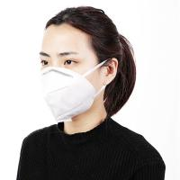 China Hypoallergenic Foldable Ffp2 Mask Size 160 * 150mm High Filtration Capacity wholesale