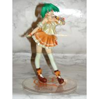 China Lovely PVC Anime Figures With A Microphone For Decoration wholesale