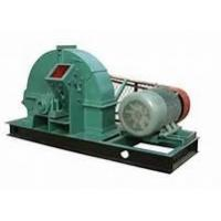 China High efficiency 7.5 kw 120 kg 1.2 * 0.5 * 0.8m 600 r/min wood chips machine with 400 - 900kg/h capacity wholesale