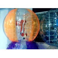 China Safty Belts Inflatable Bumper Ball wholesale