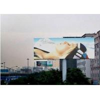China P10 P8 P6.67 P6 Big Outdoor Advertising Led Display High Brightness For Event / Stage / Show wholesale