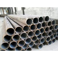 China Thin Wall Seamless Metal Tubes Galvanized For Heat Exchanger 17Mn4 19Mn5 15Mo3 wholesale