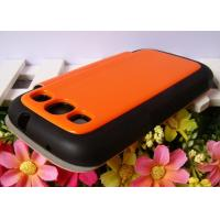 China Fashion Leather Mobile Phone Cases OEM Samsung S3 Protective Cover on sale