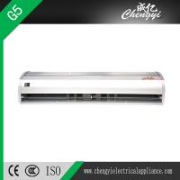 China Manual Switch Metal Spraying Case Electric Air Curtain Fan/Commercial Air Curtain on sale