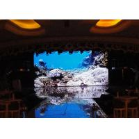 Buy cheap P2.5 Indoor Advertising Display , Led Video Screen Rental Full Color 1R1G1B from wholesalers
