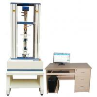 China 100n - 1000kn Rubber Tensile Strength Testing Machine With Panasonic Servo Motor on sale