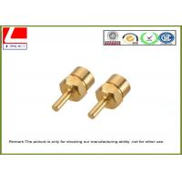 CNC Machining Process Metal Brass Machined Parts For Wheel Chair