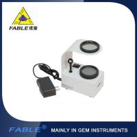 China High Brightness Gemology Equipment rotatable 360 degrees carrier platform FTP-49 wholesale
