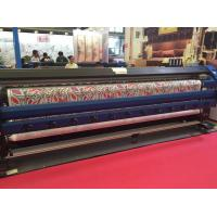 China Cmyk 2pcs Epson Eco Solvent Printer 320cm / Advertising Use Epson Wide Format Printer wholesale