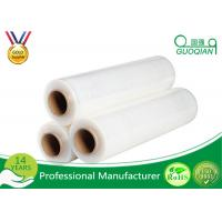 China Plastic Pallet Stretch Wrap Film For Papermaking Polyethylene wholesale