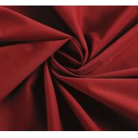 China Smooth Surface Yarn Dyed Fabric / 82 Polyester 18 Spandex Fabric180 Gsm wholesale
