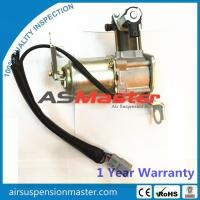 China Brand New! Lexus GX470 air suspension compressor,48910-60020,48910-60021,48910-60040,48910-60041 wholesale