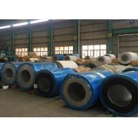 China ASTM A463 Cold Rolled Steel Coil Custom Length , Metal Construction Materials on sale