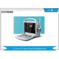 China Veterinary Portable Ultrasound Scanner 300 MM Scanning Depth 15 Inch LCD Monitor wholesale