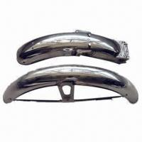 China Motorcycle Fender, OEM/Small Orders Accepted, Complete Parts Series Included on sale