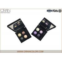 Quality Fashion Makeup Eyeshadow Palette Colorful Four Color Portable Eye Shadow for sale