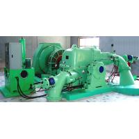 China High Efficiency Water Turbine/ Inclined-jet turbine for Hydroelectric Power Plant wholesale