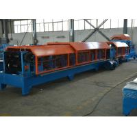 China Fully Automatic Changing Sizes CZ Purlin Roll Forming Machine 1.5 Years Warranty wholesale
