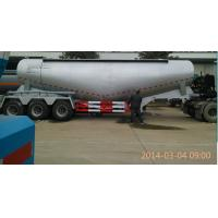China 30 Tons To 80 Tons Reliability Bulk Cement Tank Semi Trailer With Q345 Carbon Steel wholesale