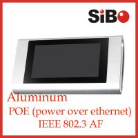 China Embeded POE Touch Screens Aluminum Android Tablet wholesale