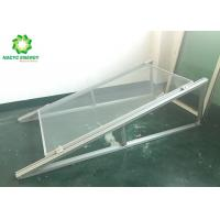 Buy cheap Versatile Fast Installation Flat Roof Solar Mounting Systems Foldable And Pre - from wholesalers