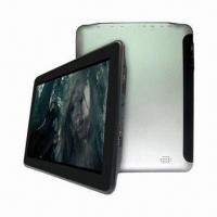 China 9.7-inch Tablet PCs with Google's Android 4.0 OS, Built-in 3G, GPS, Bluetooth and Dual-camera wholesale