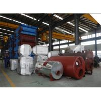 China Exhaust Gas Horizontal Steam Boiler For Power Generation 0.5Mpa - 2.45Mpa Working Pressure wholesale