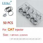 China ERIKC Siemens original injector shim kits common rail adjusting shim size 0.970--1.015mm wholesale