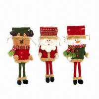 Buy cheap Adornment/Christmas Dolls, Ideal for Gifts from wholesalers