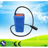 Buy cheap 12.8V/6 Ah LiFePO4/18650-4S4P Battery Pack for Solar, Lighting from wholesalers
