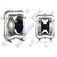 China Rubber Aro Double Diaphragm Pump Membrane Corrosion Resistant 135L/Min wholesale