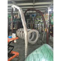 China Kids Physical Activity Equipment Playground Rope Climber , Physical Slide wholesale
