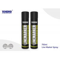 China Line Marker Spray Paint Toluene Free And CFC Free For Highlighting & Marking Out Areas wholesale