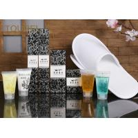 Buy cheap Custom Logo Printing Luxury Hotel Room Amenities With Plant Essential from wholesalers