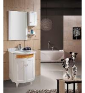 China Oak Bathroom Cabinet (W-225) wholesale