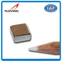 China N50 Sintered Neodymium Rare Earth Magnets , High Strength Magnets Long Lifetime wholesale